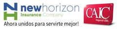 New Horizon Insurance - CAIC
